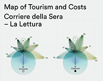 Map of Tourism and Costs