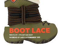 Sof Sole Boot Lace Package