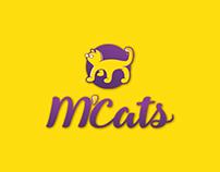 M'Cats Kids Glasses