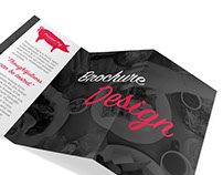 The Printed Pig Restaurant - Brochure