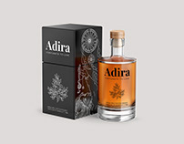 Adira Whiskey Packaging