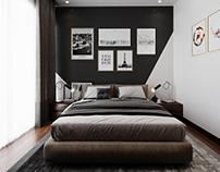 BOY bed room