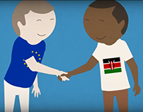 EU AND KENYA FOR A REINFORCED PARTNERSHIP