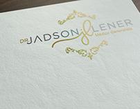 Criação do Logotipo do Dr. Jadson Lenner / Teresina-Pi