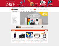 Truemart - eCommerce Bootstrap Template