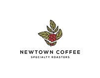 Newtown Specialty Coffee Branding