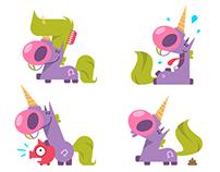 Hori Stickers