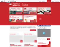 Macmillan training center website