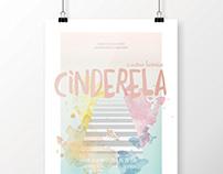 Cinderela de Outras Histórias // Cartaz Promocional