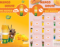 Thiết kế menu đồ uống