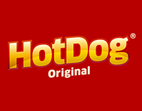 HotDog Original | Embalagem Pet Food
