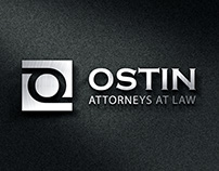 Logo for legal company