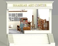 Revamp: Art Store Design