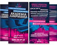 JumpMania Leaflet