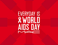 MAC World Aids Day '15 - Ermou Store Event