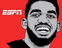 ESPN portraits