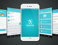 App Design - Medicine Delivery Platform   UI/UX