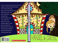 Book Cover Redesign: Hansel and Gretel