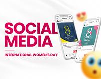 Social Media - International Women's Day