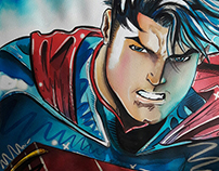 SUPER MAN (ECOLIN)