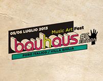 Bauhaus music art fest 2013