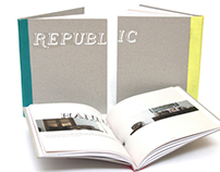 REPUBLIC | EDITORIAL DESIGN