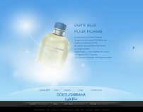 Dolce&Gabbana - Light Blue - perfume for man