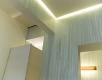 Interior of the apartment. 2007.