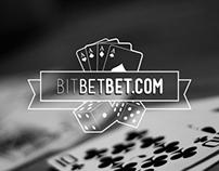Logo for BITBETBET.COM