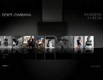 Dolce&Gabbana - Fashon Album -