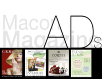 Macon Magazine: Advertisements (medium)