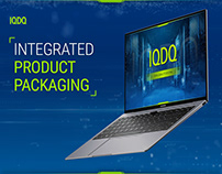Integrated product packaging for IQDQ