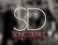 Album Covers - Sonic District