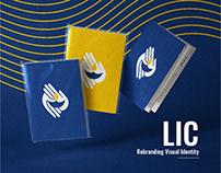 Conceptual Rebranding of LIC