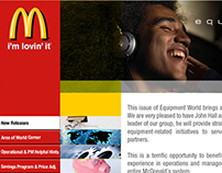 Mc Donald´s - Equipment World News Publications