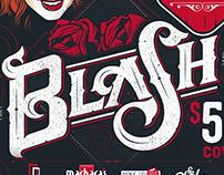 Poster Blash
