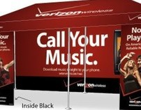 Verizon Wireless Music and Youth Events Campaign