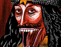 Vlad Tepes (Ink of Dracula)
