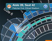Manchester City FC Second Screen App