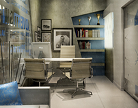 DES!GNER IN ME - OFFICE DESIGNS