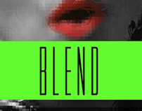 BLEND CLUB // BRANDING