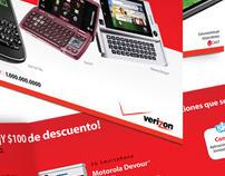 Verizon Wireless Direct Mail