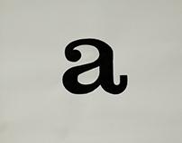Clarendon Letterform A