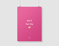 In-Office Feel Good Posters