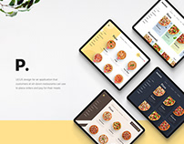 Piccolo — self order app