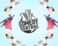 Amici@letto2 // Comedy Central - Facebook Tab &Cover