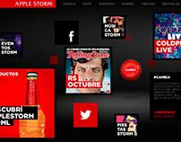 Apple Storm