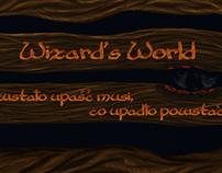 Wizadr's world poject