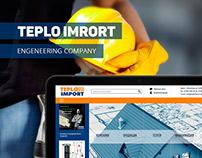 Teplo import - engeneering company