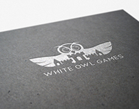 White Owl Games Logo Contest Submissions